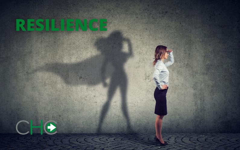 Resiliency in leadership