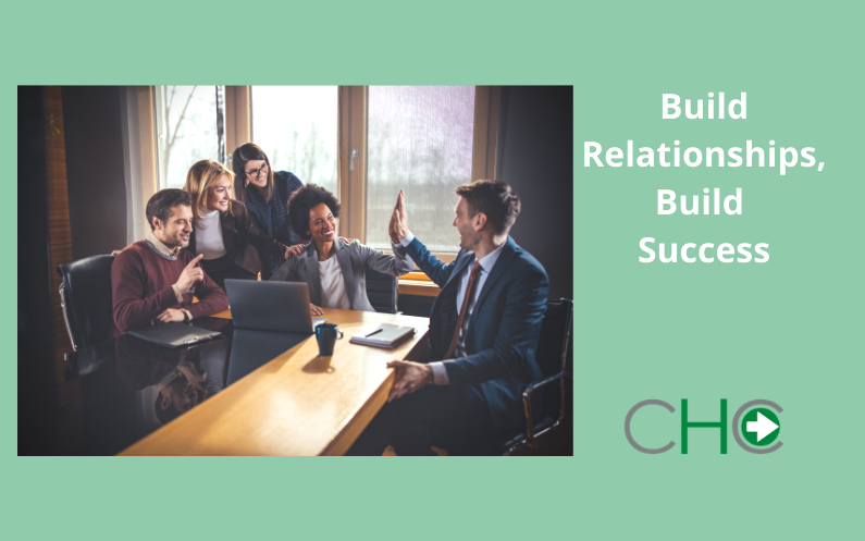 Building relationships to support success