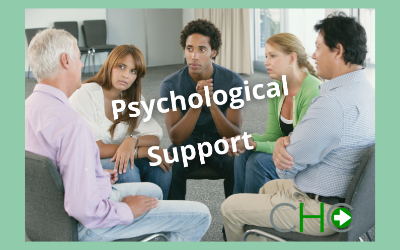 Psychological Support in the Workplace