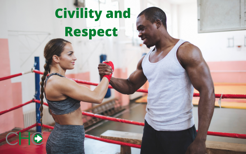 Civility and respect in the workplace